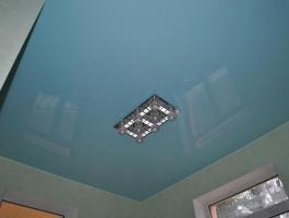 Как сделать недорогой потолок