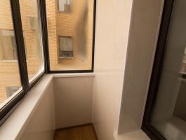 Утепление балкона и лоджий..